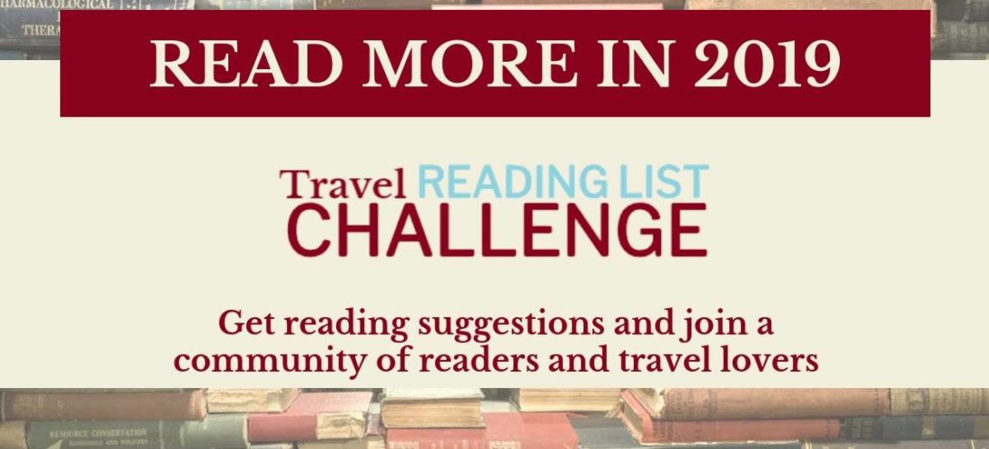 travel reading challenge